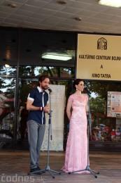 Módna prehliadka - Milada Sabolová - archanjel Bojnice 2014 0