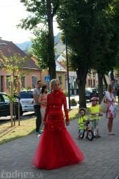 Módna prehliadka - Milada Sabolová - archanjel Bojnice 2014 11