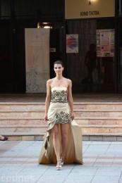 Módna prehliadka - Milada Sabolová - archanjel Bojnice 2014 18