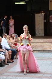 Módna prehliadka - Milada Sabolová - archanjel Bojnice 2014 19