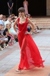 Módna prehliadka - Milada Sabolová - archanjel Bojnice 2014 22