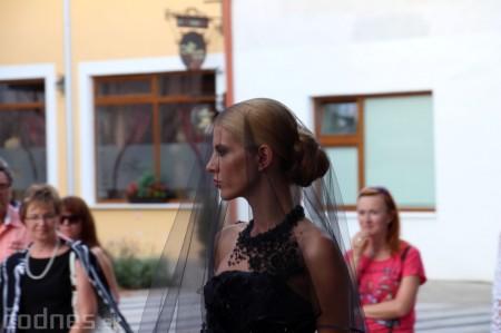 Módna prehliadka - Milada Sabolová - archanjel Bojnice 2014 32