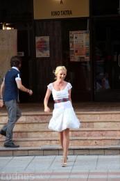 Módna prehliadka - Milada Sabolová - archanjel Bojnice 2014 33