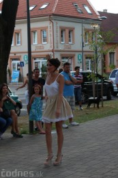 Módna prehliadka - Milada Sabolová - archanjel Bojnice 2014 34