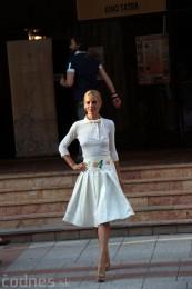 Módna prehliadka - Milada Sabolová - archanjel Bojnice 2014 35