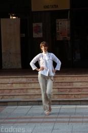 Módna prehliadka - Milada Sabolová - archanjel Bojnice 2014 36