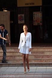 Módna prehliadka - Milada Sabolová - archanjel Bojnice 2014 38