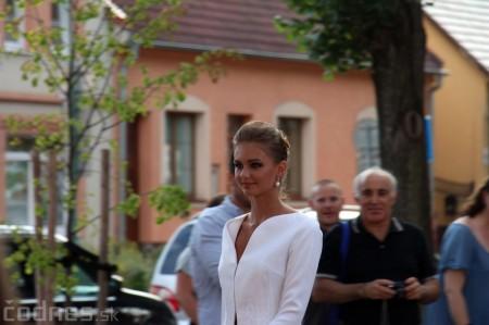 Módna prehliadka - Milada Sabolová - archanjel Bojnice 2014 40