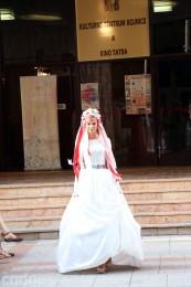 Módna prehliadka - Milada Sabolová - archanjel Bojnice 2014 41