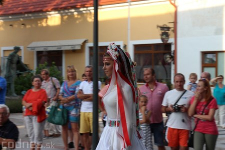 Módna prehliadka - Milada Sabolová - archanjel Bojnice 2014 42