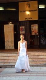 Módna prehliadka - Milada Sabolová - archanjel Bojnice 2014 43