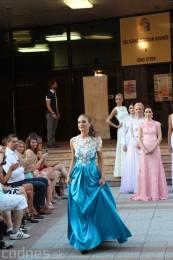 Módna prehliadka - Milada Sabolová - archanjel Bojnice 2014 57