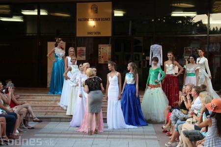 Módna prehliadka - Milada Sabolová - archanjel Bojnice 2014 59