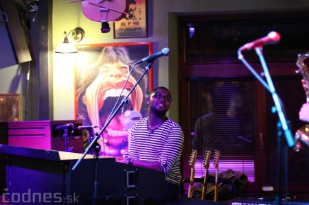 Foto a video: CHICAGO BLUES CONNECTION USA/SK 3