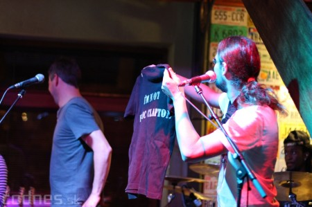 Foto a video: CHICAGO BLUES CONNECTION USA/SK 6