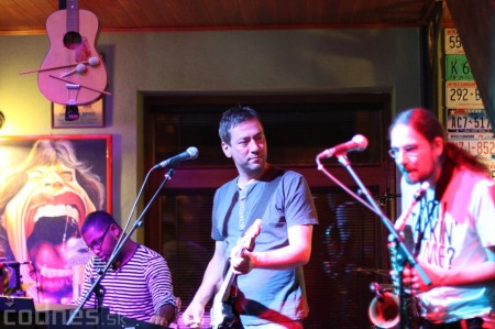 Foto a video: CHICAGO BLUES CONNECTION USA/SK 7