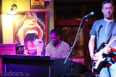Foto a video: CHICAGO BLUES CONNECTION USA/SK 11