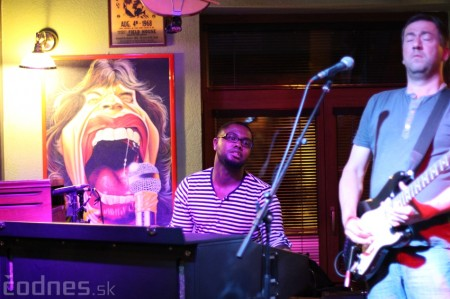 Foto a video: CHICAGO BLUES CONNECTION USA/SK 12