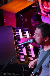 Foto a video: CHICAGO BLUES CONNECTION USA/SK 15