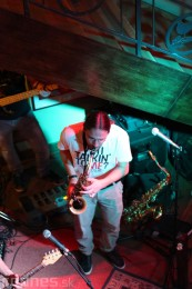 Foto a video: CHICAGO BLUES CONNECTION USA/SK 27