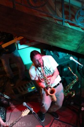 Foto a video: CHICAGO BLUES CONNECTION USA/SK 28