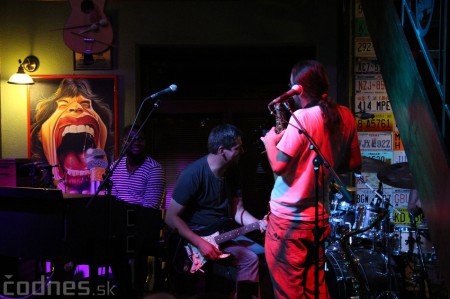 Foto a video: CHICAGO BLUES CONNECTION USA/SK 30