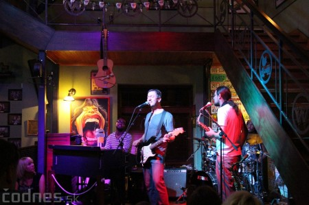 Foto a video: CHICAGO BLUES CONNECTION USA/SK 31