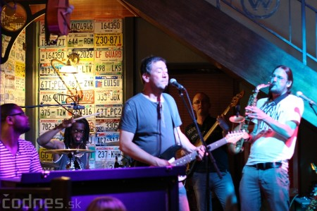 Foto a video: CHICAGO BLUES CONNECTION USA/SK 33