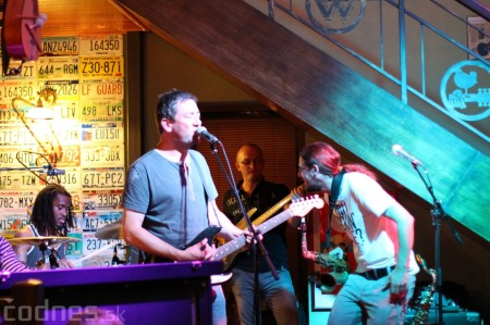 Foto a video: CHICAGO BLUES CONNECTION USA/SK 34