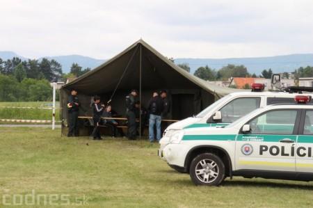 Foto: Záver - Deň mestskej polície, ozbrojených a záchranných zložiek v Prievidzi 4
