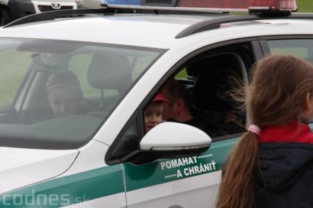 Foto: Záver - Deň mestskej polície, ozbrojených a záchranných zložiek v Prievidzi 5
