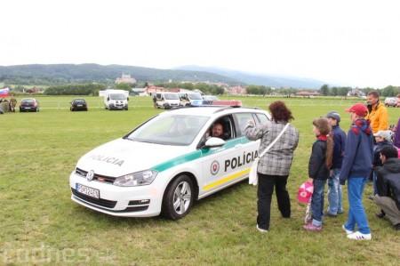 Foto: Záver - Deň mestskej polície, ozbrojených a záchranných zložiek v Prievidzi 6