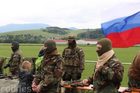 Foto: Záver - Deň mestskej polície, ozbrojených a záchranných zložiek v Prievidzi 7