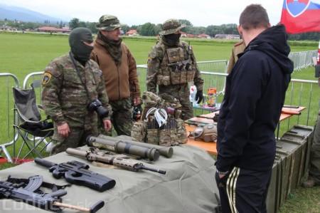 Foto: Záver - Deň mestskej polície, ozbrojených a záchranných zložiek v Prievidzi 15