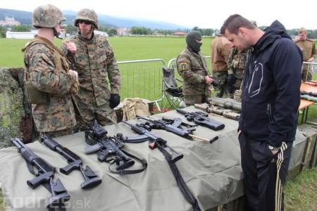 Foto: Záver - Deň mestskej polície, ozbrojených a záchranných zložiek v Prievidzi 16