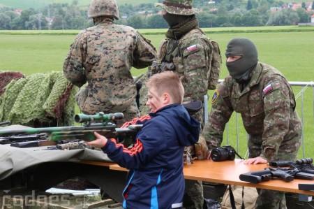 Foto: Záver - Deň mestskej polície, ozbrojených a záchranných zložiek v Prievidzi 20