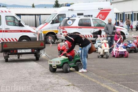 Foto: Záver - Deň mestskej polície, ozbrojených a záchranných zložiek v Prievidzi 29