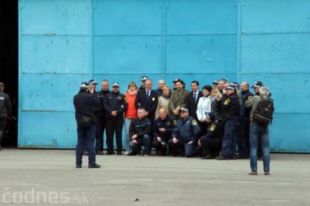 Foto: Záver - Deň mestskej polície, ozbrojených a záchranných zložiek v Prievidzi 36