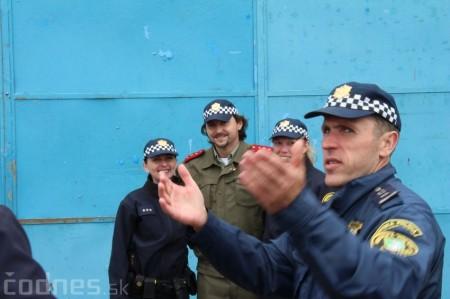 Foto: Záver - Deň mestskej polície, ozbrojených a záchranných zložiek v Prievidzi 39