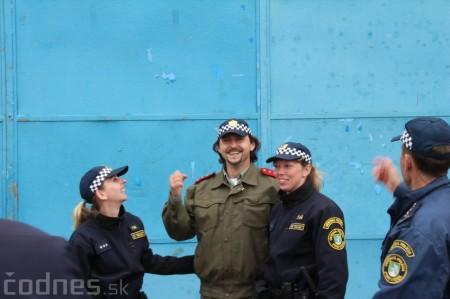 Foto: Záver - Deň mestskej polície, ozbrojených a záchranných zložiek v Prievidzi 40