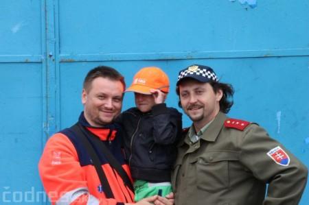 Foto: Záver - Deň mestskej polície, ozbrojených a záchranných zložiek v Prievidzi 41