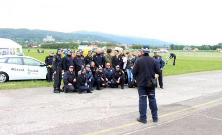 Foto: Záver - Deň mestskej polície, ozbrojených a záchranných zložiek v Prievidzi 42