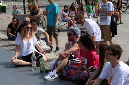 Foto a video: Hip Hop Youth Unity Day 2014 4