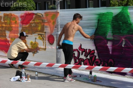 Foto a video: Hip Hop Youth Unity Day 2014 11