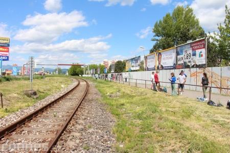 Foto: Vitajte v Prievidzi - sprejeri skrášlili plot 18