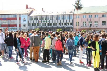 Video a foto: Čardáš dupkaný - Slovenský rekord - Prievidza 2014 2