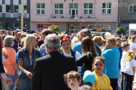 Video a foto: Čardáš dupkaný - Slovenský rekord - Prievidza 2014 10