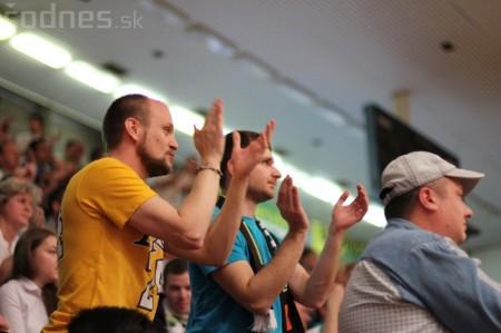 Foto: BC Prievidza - Iskra Svit 70:62 - stav série: 3:2 26