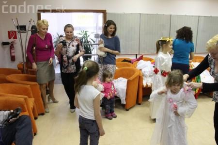 Princezny na hrášku Prievidza - pokus o rekord 5