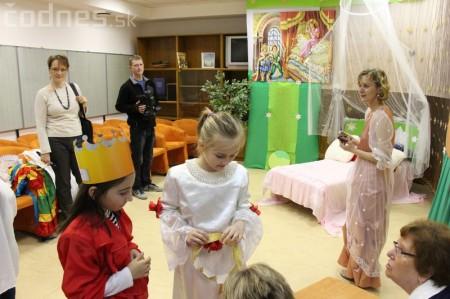 Princezny na hrášku Prievidza - pokus o rekord 6